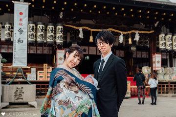 Rei   *お宮参り* | 家族写真(ファミリーフォト)