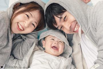 Ohashi Family | 家族写真(ファミリーフォト)