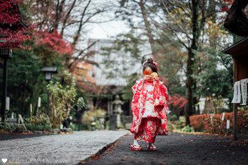 Sara七五三 | 家族写真(ファミリーフォト)