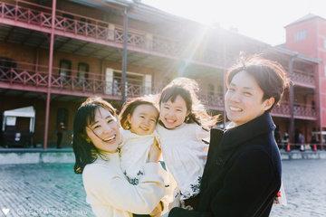 ishiguro family | 家族写真(ファミリーフォト)
