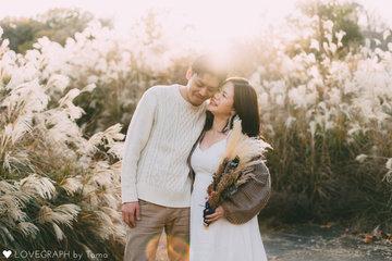 Yusaku&Saki&Tiffany | 家族写真(ファミリーフォト)