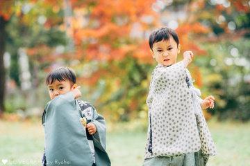 Ryotaro×Shunpei | 家族写真(ファミリーフォト)