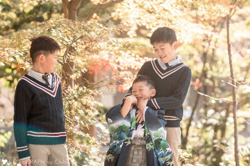 Nomura Family | 家族写真(ファミリーフォト)