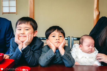 お食い初め | 家族写真(ファミリーフォト)