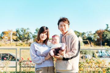 Teshima Family | 家族写真(ファミリーフォト)
