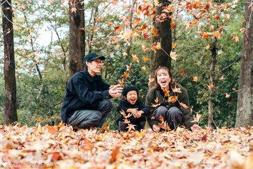 Takato&Papa&Mama | 家族写真(ファミリーフォト)