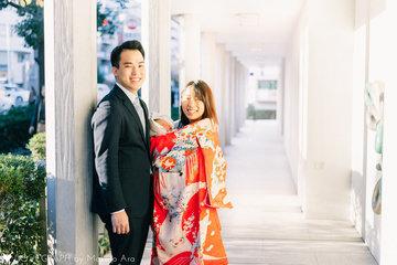 Sugano Family | 家族写真(ファミリーフォト)
