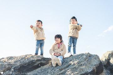 Fukuda Family | 家族写真(ファミリーフォト)