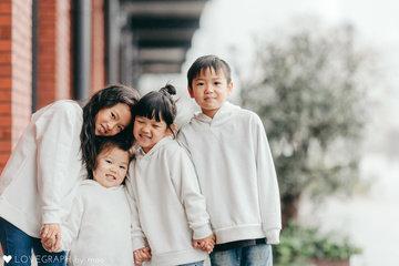 Sakanishi Family | 家族写真(ファミリーフォト)