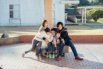 Happy 10th anniversary | 家族写真(ファミリーフォト)
