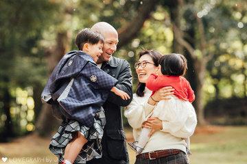 Ray family | 家族写真(ファミリーフォト)