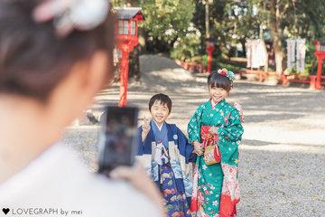 Mei Riki 753 | 家族写真(ファミリーフォト)