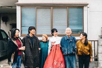 Natuki Family | 家族写真(ファミリーフォト)