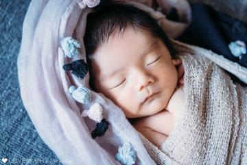 Michihito New Born | 家族写真(ファミリーフォト)