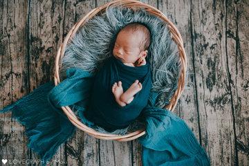 Yosuke & Arisa's baby | 家族写真(ファミリーフォト)