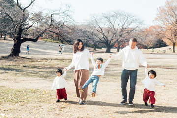 family   家族写真(ファミリーフォト)