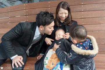 jo & kyo Family | 家族写真(ファミリーフォト)