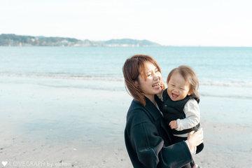 Mizuki 1st Birthday | 家族写真(ファミリーフォト)