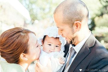 お宮参り&七五三 | 家族写真(ファミリーフォト)
