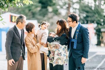 Seitaro Family | 家族写真(ファミリーフォト)