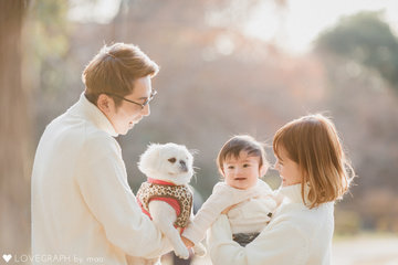 ハーフバースデー | 家族写真(ファミリーフォト)