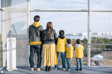 Hasuike Family | 家族写真(ファミリーフォト)