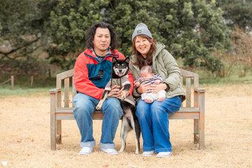 Mogi Family | 家族写真(ファミリーフォト)