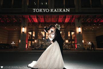 Naoki&Aki | 夫婦フォト