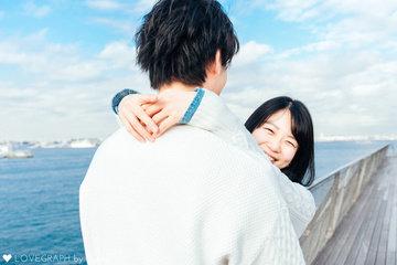 yudai×saki | カップルフォト