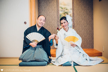 Noritsugu & Taky | 夫婦フォト
