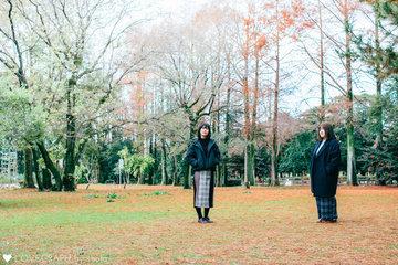 SAKURA × NAGISA | フレンドフォト(友達)