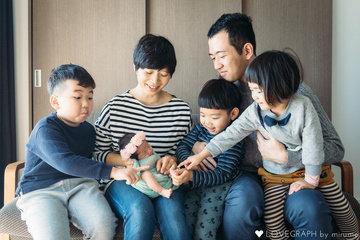 Hanako  | 家族写真(ファミリーフォト)