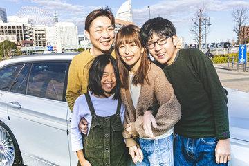 kazu Family | 家族写真(ファミリーフォト)