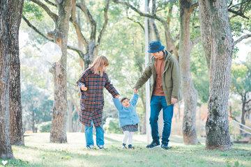 Kobayashi Family | 家族写真(ファミリーフォト)