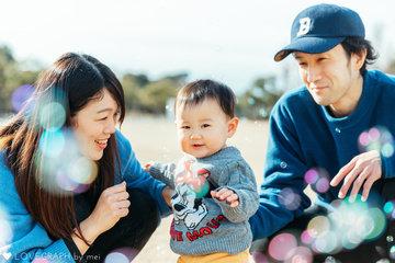 Love Family | 家族写真(ファミリーフォト)