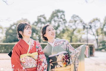 Narumi & Mizuki | フレンドフォト(友達)