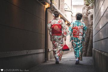 Aya×Mayu | 家族写真(ファミリーフォト)