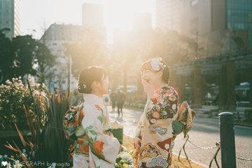Ayaka&Akane | フレンドフォト(友達)