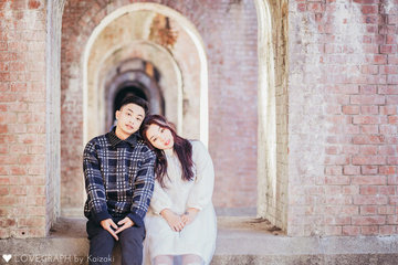 Zhong X Sandy | 夫婦フォト