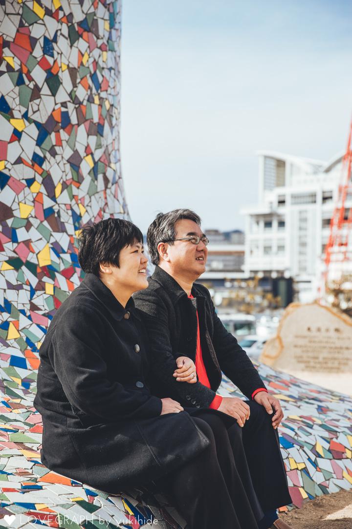 Koji & Emiko | 夫婦フォト