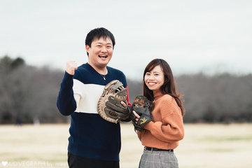 Yuya×Nanako | 夫婦フォト