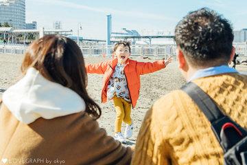 Tetsuya&Rihito&Keiko | 家族写真(ファミリーフォト)