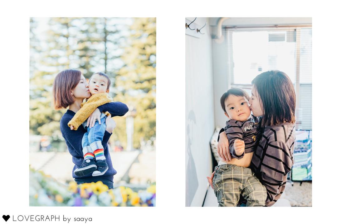 Minato's 2nd birthday | 家族写真(ファミリーフォト)