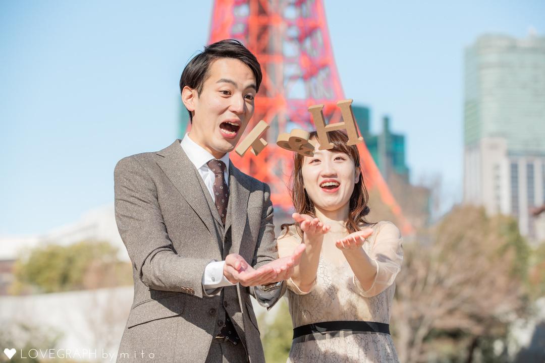 Tatsuaki×Hiro | 夫婦フォト