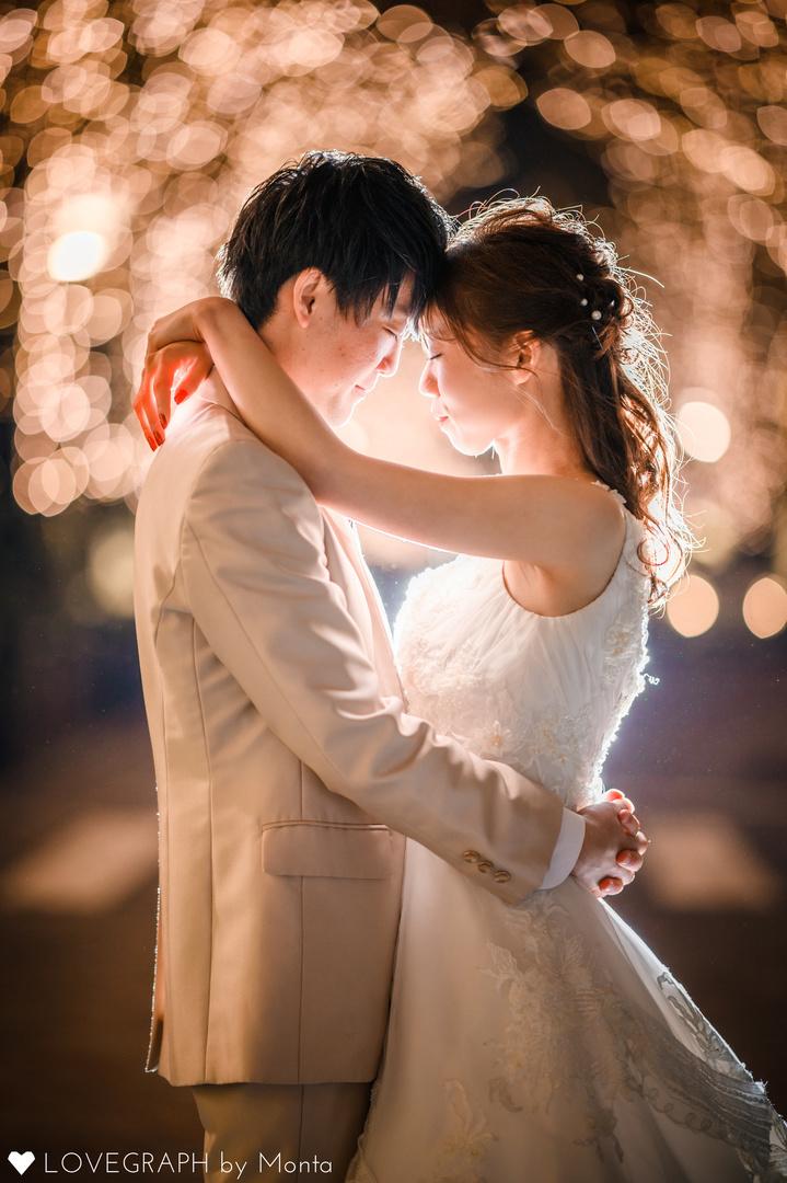 Kohei×Kaede Happy Wedding | カップルフォト