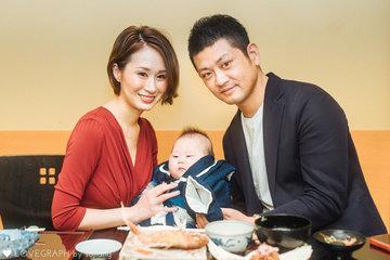 Rintaro お食い初め | 家族写真(ファミリーフォト)