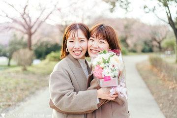 Saori x Aya | フレンドフォト(友達)