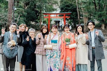 Hinako&Mona | 家族写真(ファミリーフォト)
