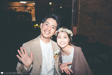 Akito × Mayu Wedding  | 夫婦フォト
