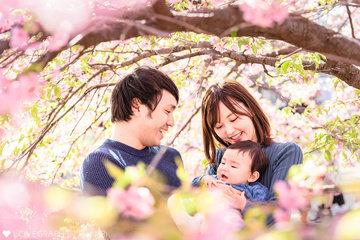 Misa Family | 家族写真(ファミリーフォト)